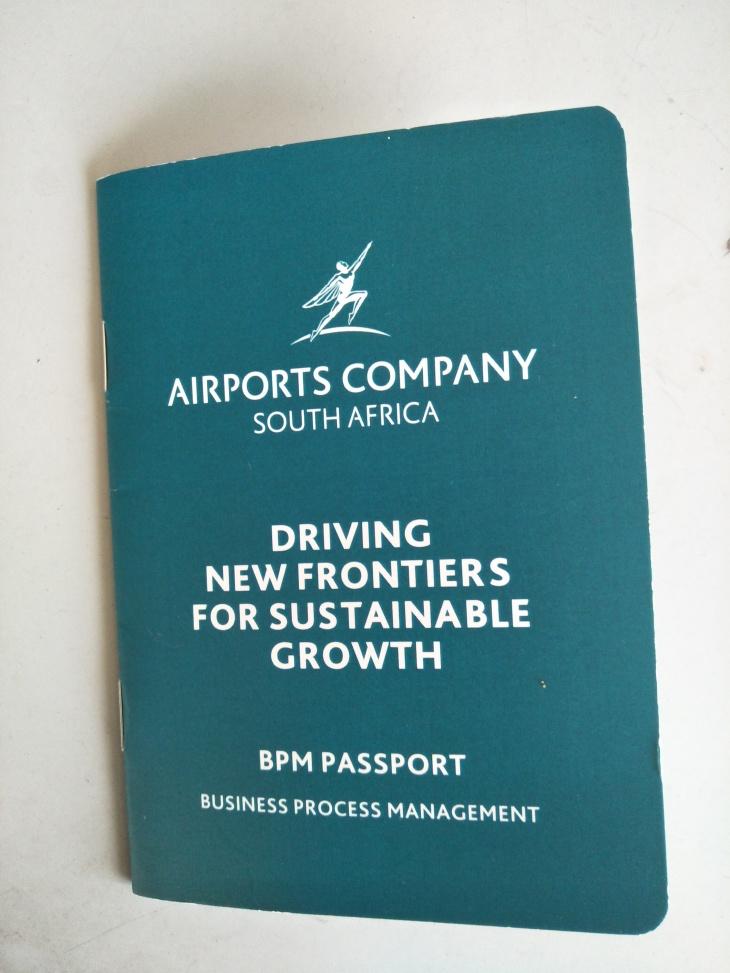 Airports Company South Africa BPM Day BPM Passport 2019
